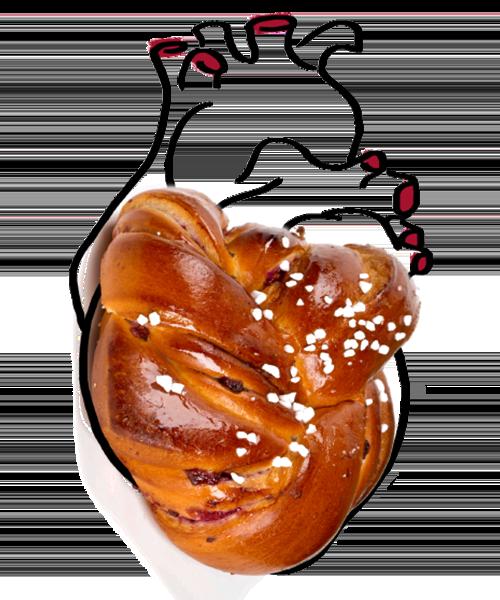 Dein Herz schlägt für Backwaren?